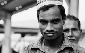 Keen Eyes With Taqiyah