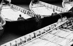 Three Men And Three Boats