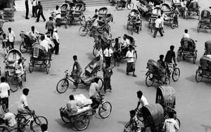 Traffic In Bogra
