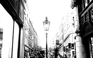 Lamp In The Street
