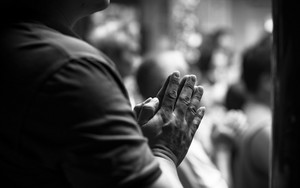 Hands Of A Worshiper