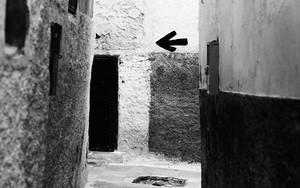 Arrow In Medina