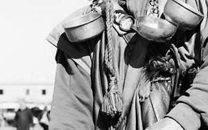 Street Performer In Djemaa El-Fna