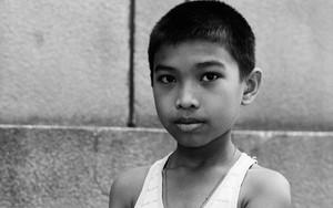 Boy Wearing A Tank Top