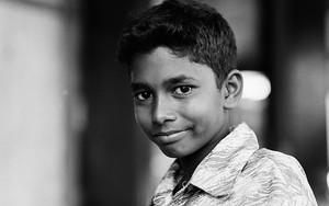 Boy In Bogyoke Aung San Market