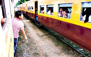 Train And Train
