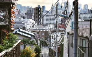 Fujimi-Zaka Slope