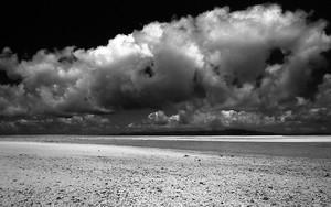 Clouds On Kondoi Beach