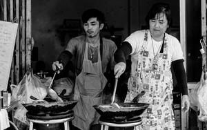二人の料理人と二つのお玉