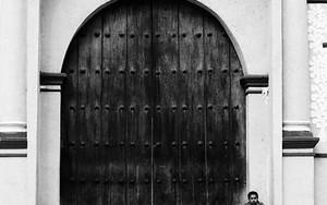カテドラルの扉