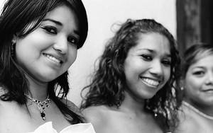 結婚式にいた女たち