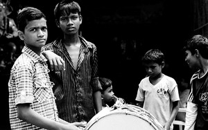 Drum And Boys