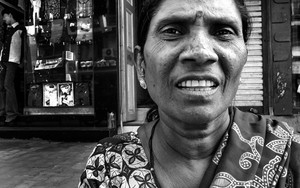 Bitter Face Of A Woman