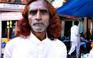 Man With Red Hair