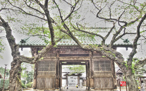 Nio Gate In Yuten-Ji