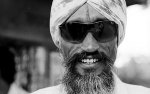 Sunglasses And Beard
