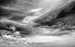 宮古島の空模様