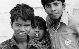 Different Look Of Three Boys