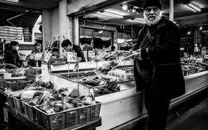 Man In Local Supermarket