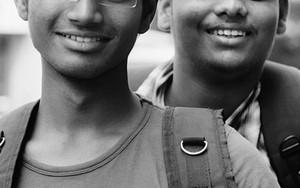 Tandem Young Men