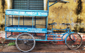 School Tricycle