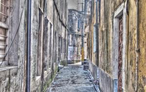 Alleyway In Berhampore