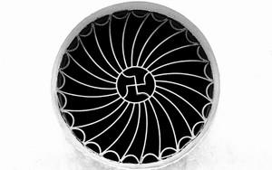 Swastika In The Window