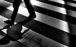 Figure Was Crossing