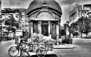 Tricycle And Small Hall