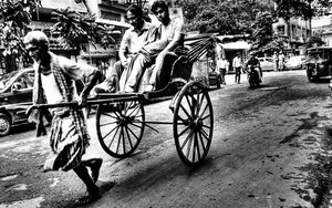 Rickshaw Was Running
