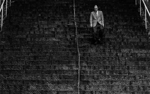 Staircase Of Atago Jinja