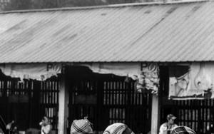Akha Women In The Market