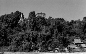 Stupa On The Hill