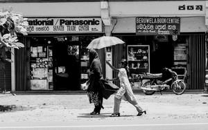Umbrella Moves