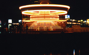 Merry Go Around In The Night