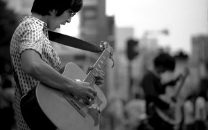 Guitarists In The Street