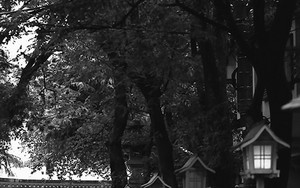 Approach Of Akagi Jinja