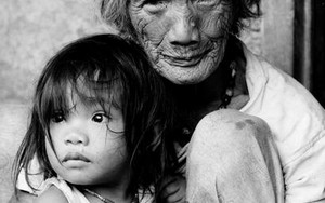 Older Woman Of Mountain Tribe