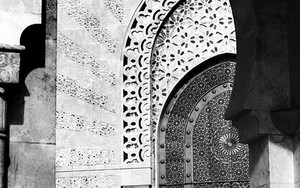 Geometry Of A Mosque