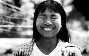 Embarrassed Smile