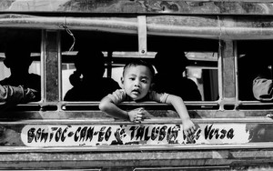 Boy On Jeepney