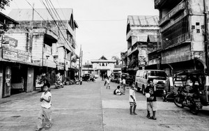 Main Street Of Banaue