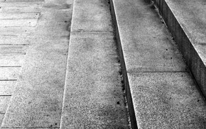 明治神宮の段差