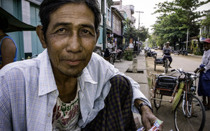 Saiq-ka Driver With Wrinkles