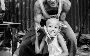 Musclehead And Boy