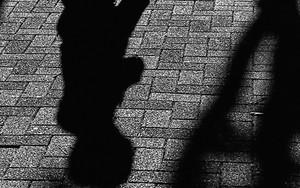 Shadows Of Pedestrians