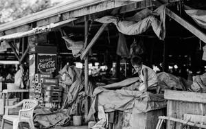 Boy In The Market