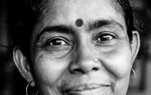 Woman With A Bindi