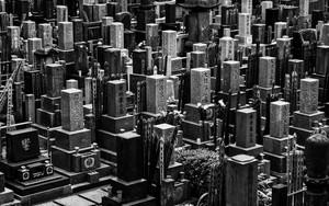 六本木の墓地