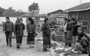 Women Selling Vegetables